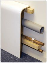 Pin on Plumbing pipes and moulding