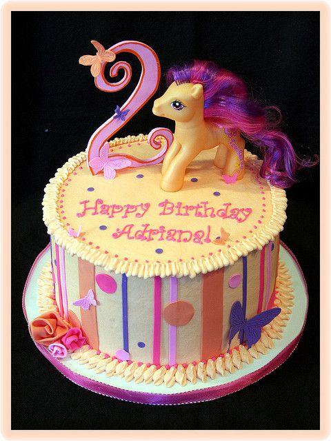 My Little Pony Cake, Scootaloo