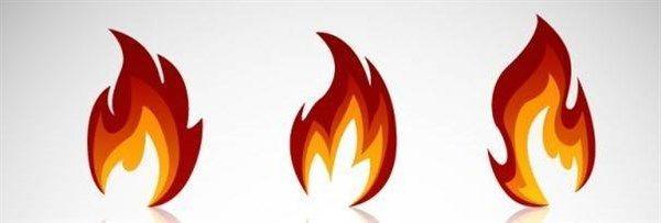 aprender a dibujar letras en llamas 4