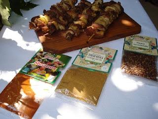 Kulinarne pyszności Molki: szaszłyki