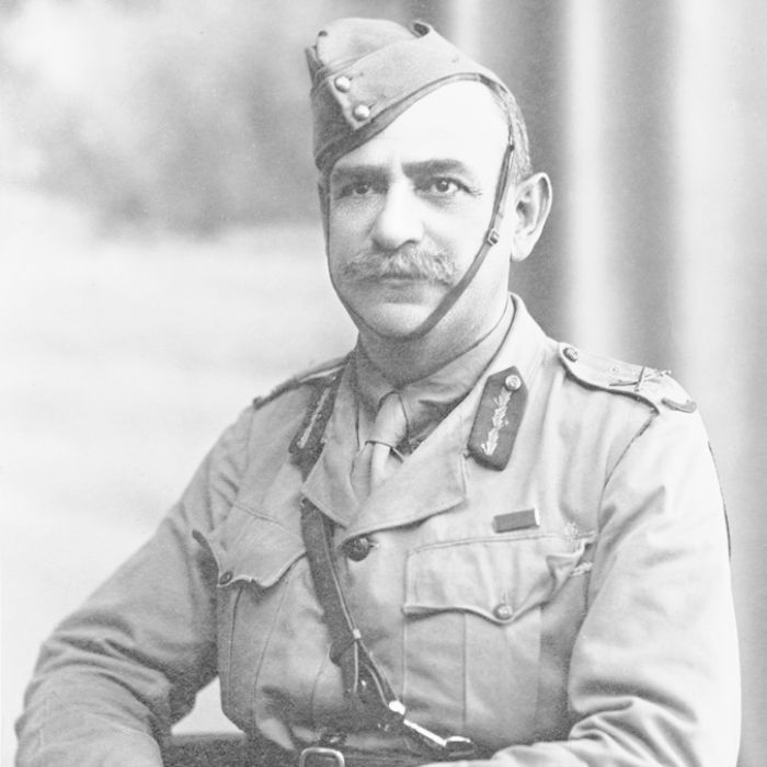 A very large collection of letters, maps and personal correspondence which document Sir John Monash's experiences as one of Australia's top commanders in the First World War.