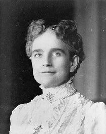 Ida Saxton McKinley  First Lady 1897–1901