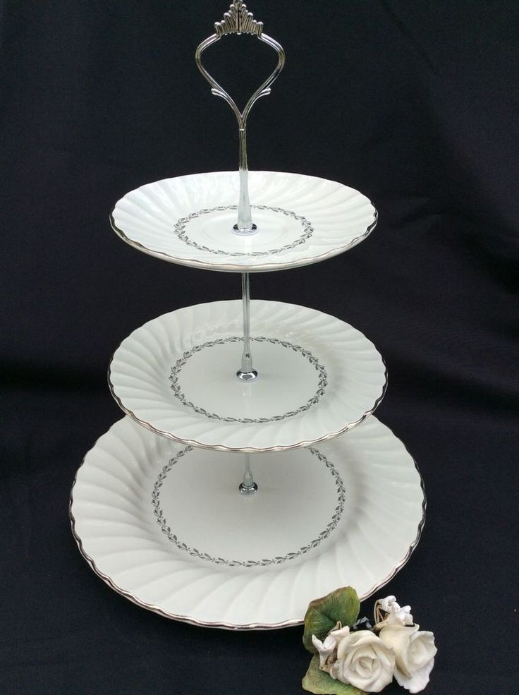 wedding cake plates cake stand wedding cake stand silver plate 3 tier cake 8716