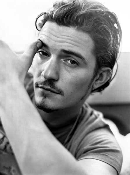 Orlando Bloom, my first celebrity crush :)
