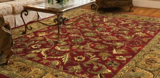 how to clean oriental area rugs