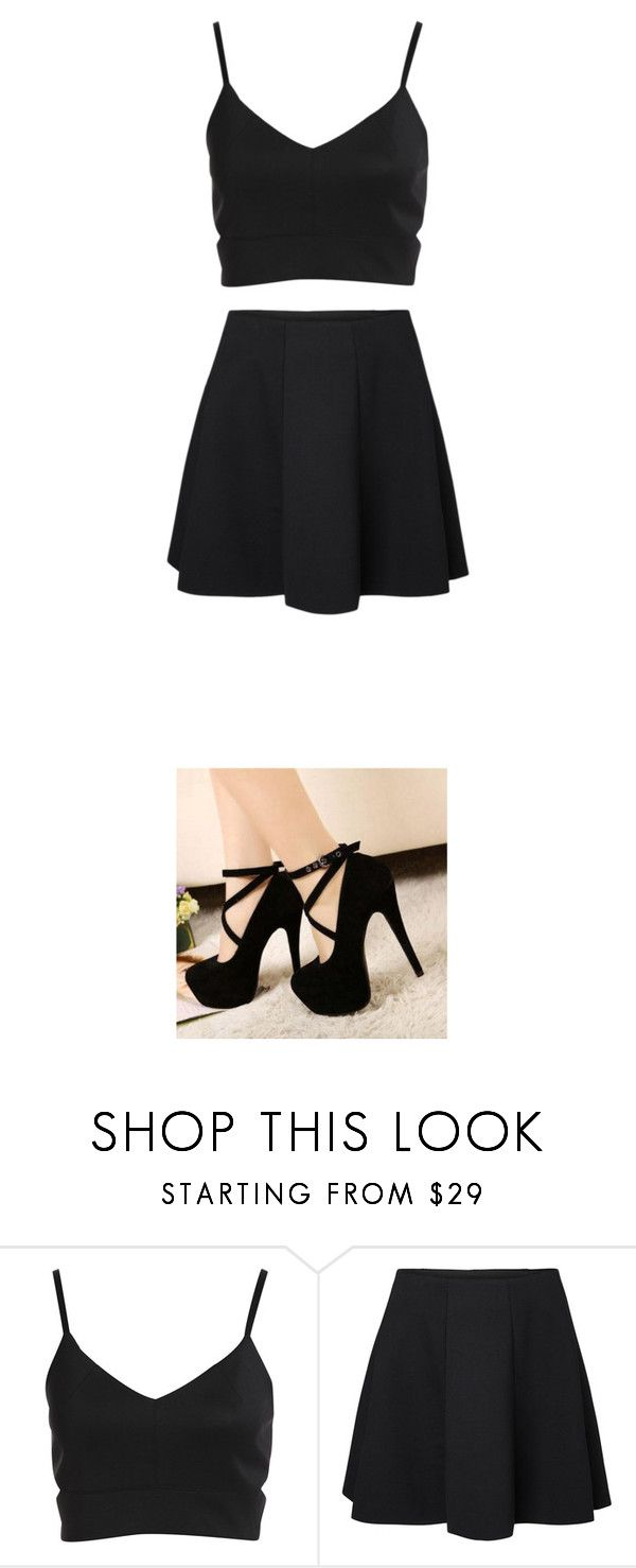 """Untitled #189"" by no-belle on Polyvore featuring Vero Moda"