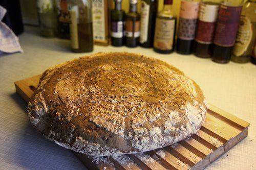 Opskrift på Manitoba brød