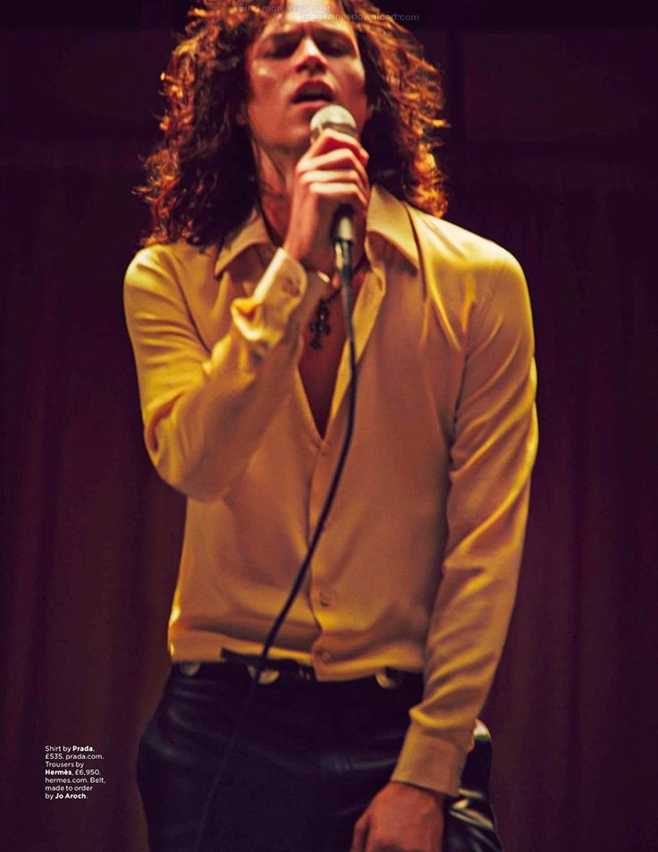 Miles McMillan by Guy Aroch for GQ UK (October 2014)