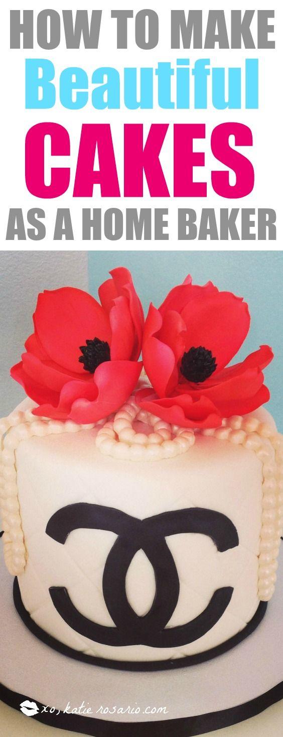 Cake Decorating Tips Pinterest : Best 25+ Beginner cake decorating ideas on Pinterest ...