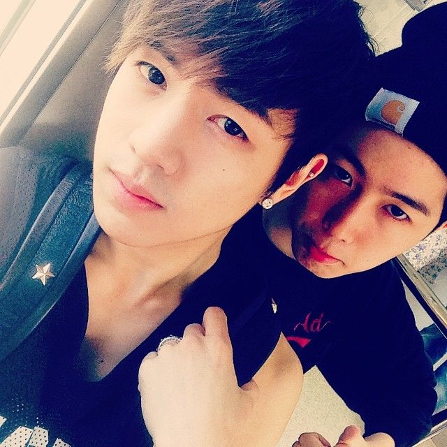 Rome and TK | C-Clown AHHH!!! My two biases of C-Clown ❤️