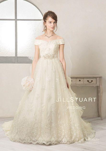 ウエディングドレス オリジナルコレクション|JILLSTUART WEDDING 公式ホームページ [ジルスチュアート ウェディング]