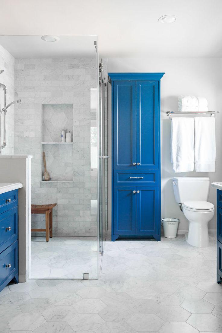 221 best Bathroom Tile images on Pinterest | Bathroom, Bathroom ...