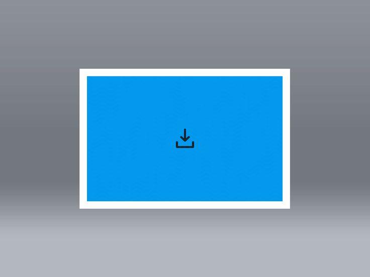 Drag&Drop Animation#ZENUI 5.0