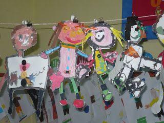 """Escuela Nº 53 """"Alejo Peyret"""": Proyecto """"En movimiento construímos nuestro esquema corporal"""""""