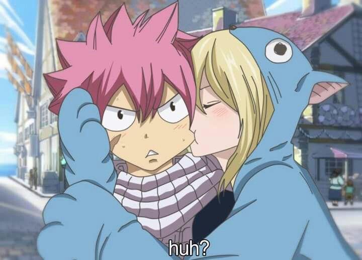 LOL look at natsu's expression