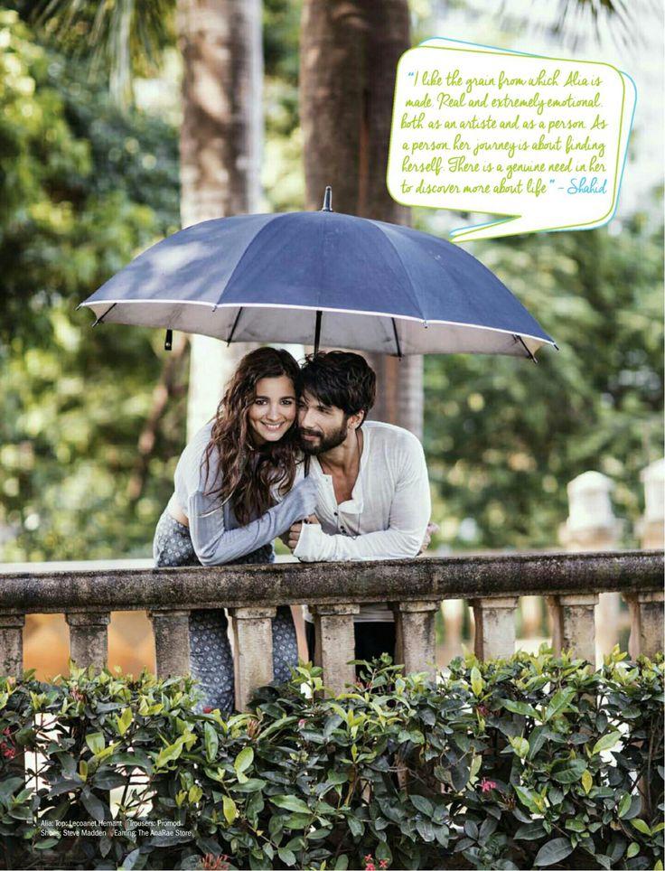 #shahidkapoor #aliabhatt #Filmfare shoot 2015