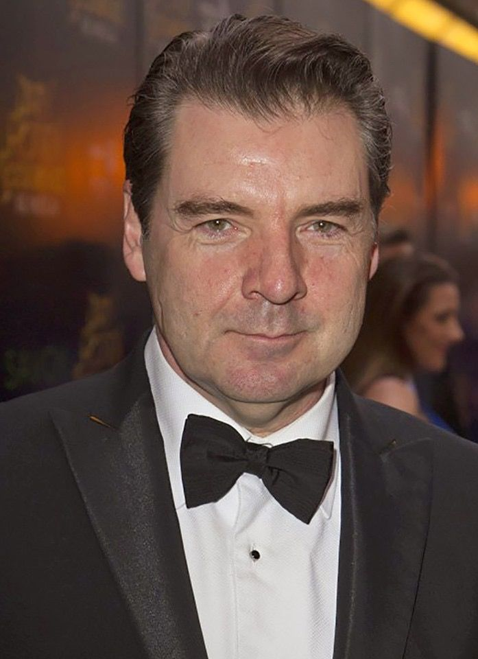 Image by Sharon Brooks on Brendan Coyle | Historical
