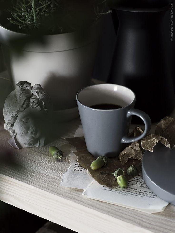 Naturlig rost i höst | IKEA Livet Hemma – inspirerande inredning för hemmet