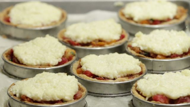 Tomato Pie Recipe | PBS Food FEATURED CHEFS LIFE   RESTAURANT : A FARMER & A CHEF   IN SMALL TOWN KINGSTON NORTH CAROLINA