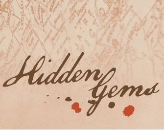 Check out our Eventifier page for the Hidden Gems Symposium