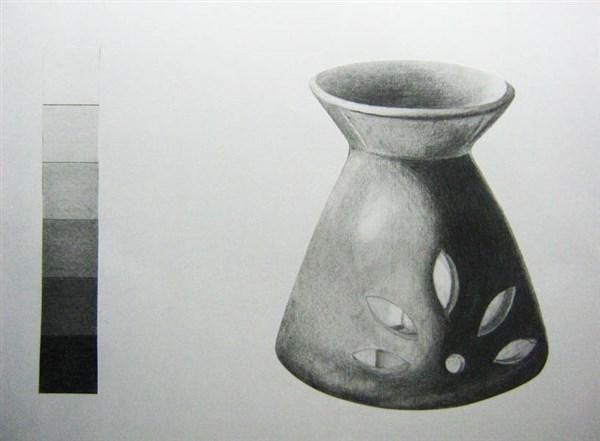 que es la luz y la sombra en el dibujo artistico 5