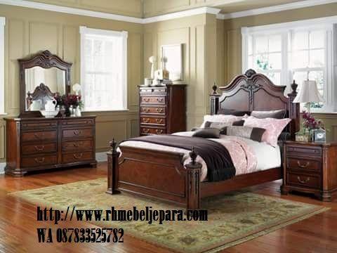 set tempat tidur - roy mebel