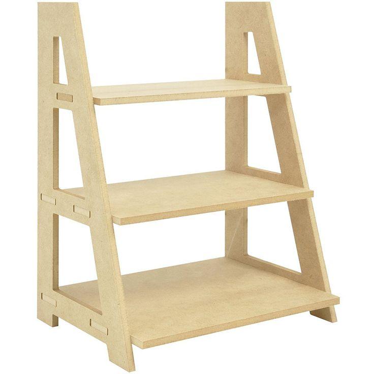 Kaisercraft - Beyond the Page Collection - Ladder Shelf at Scrapbook.com