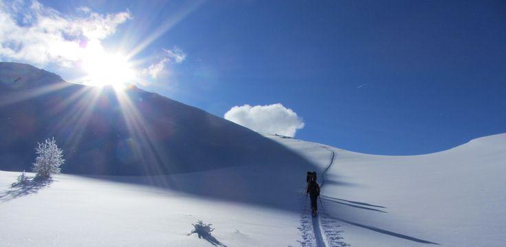 #Skitouren #Schnee #Sonne #tiroleroberland