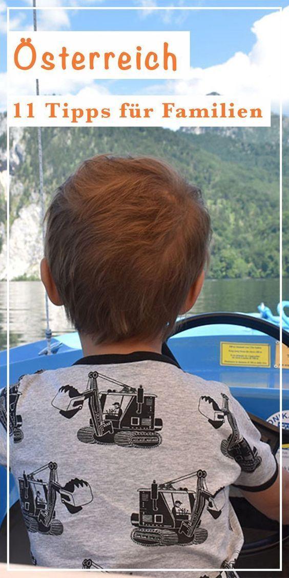 Heute gibt es geballtes Insider-Wissen mit vielen familienfreundlichen Reise-Tipps. Denn eine 3-fach Mama aus Österreich verrät 11 Ausflugsziele für Familien in Oberösterreich. Österreichmitkindern #familienreiseblog