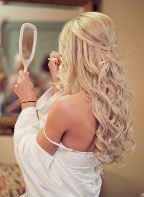 Abschlussball - meine Haare sind lang genug
