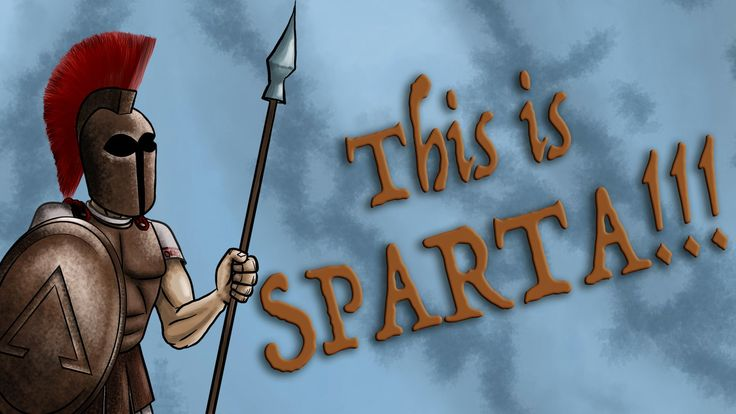 This is Sparta: Fierce warriors of the ancient world. Mystery of History Volume 1, Lesson 49 #MOHI49
