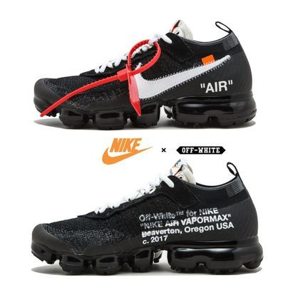 """Nike スニーカー 新作★""""THE 10"""" AIR VAPORMAX x off-white☆ヴェイパーマックス http://feedproxy.google.com/fashionshoes11"""