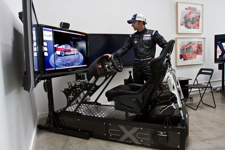 best simulator racing wheel