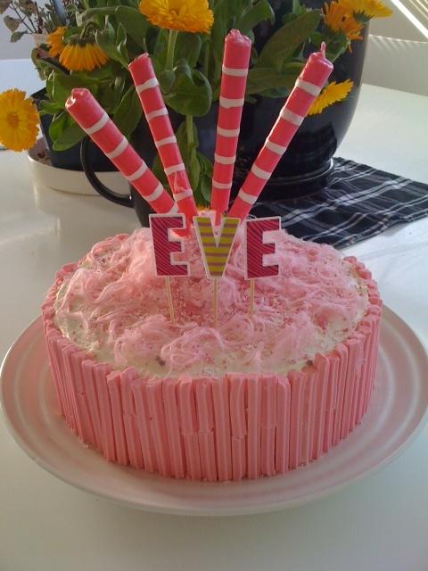 Eve's 4th Birthday