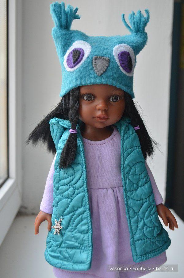 Новогодний подарок для шоколадки / Одежда и обувь для кукол - своими руками и не только / Бэйбики. Куклы фото. Одежда для кукол