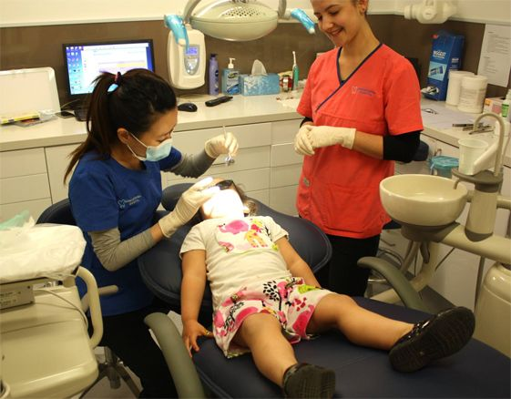 Look no further for dentist for your children in Melbourne as Doncaster Hill Dental is the best clinic. Here you will get top dental service with the use of latest technologies and friendly approach. Our team use friendly approach to treat your kids very well. Your appointment and path to health life is just a call away.