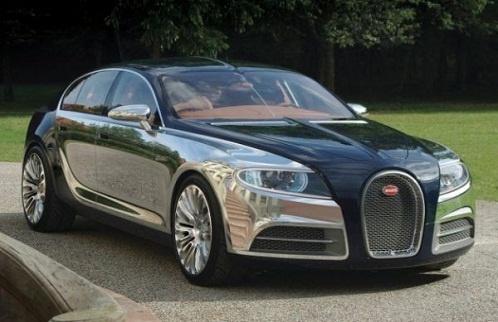 2013 Bugatti  sedan