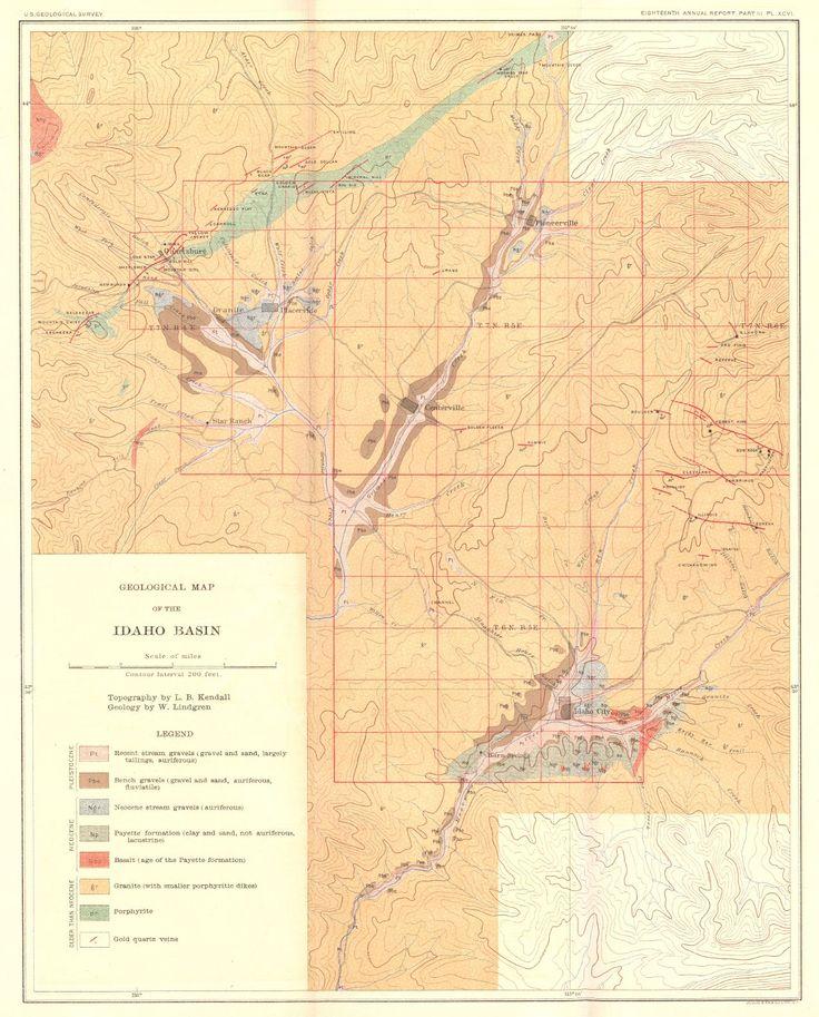 Best Idaho Images On Pinterest Idaho Globes And Wyoming - Idaho on us map