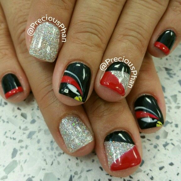 11 Best Mirage Nails And Spa Images On Pinterest Ointments Glitternailartist Arizona Cardinals Used