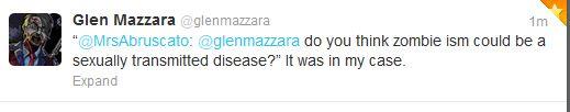 Glen Mazzara is awesome.