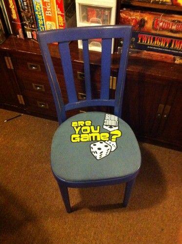 Board game room chair... - BoardGameGeek