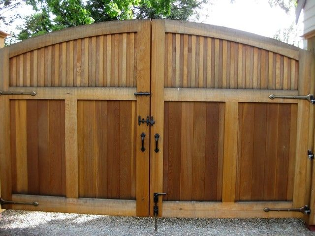 nice Keep Your Property Safe With a Security Gate