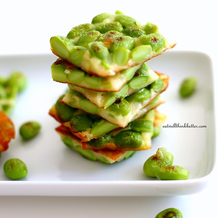 枝豆チーズのおつまみ(eat well, think better)