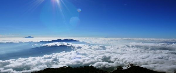 [AJAKAN] ۞ Ngesot Gunung Cikuray: Negeri diatas Awan 12 - 14 April ۞