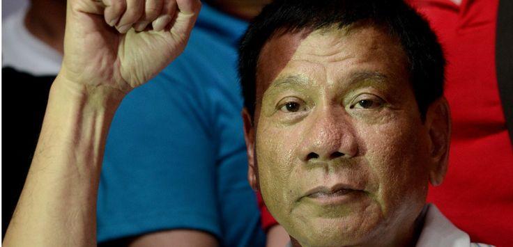 Rodrigo Duterte : violent, misogyne et bientôt président des Philippines ? - Publié le 26 avril 2016