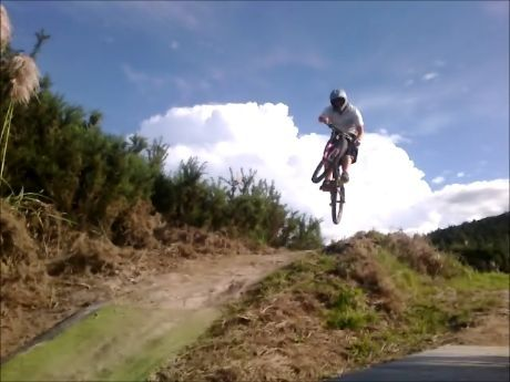 Parihaka Mountain Biking Park. Make the most of an excellent network of mountain bike trails with 11 tracks over 2.3kms, graded beginner to advanced, including Vendetta and Resurrection, on Mount Parihaka.