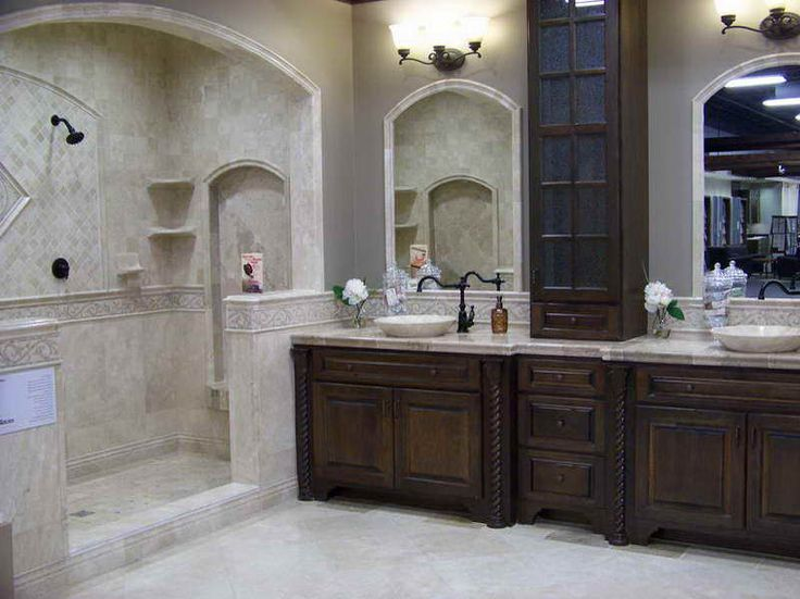 Master Bath No Tub Home Decor Budgetista Bathroom Inspiration