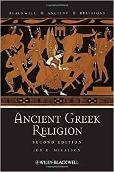 Ancient Greek Religion Blackwell Ancient Religions 2
