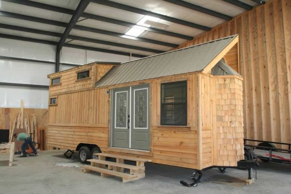 260 Sq Ft Tiny Home For Sale! | mobile houses | Pinterest