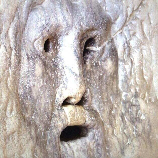 La bocca della verità Rome.